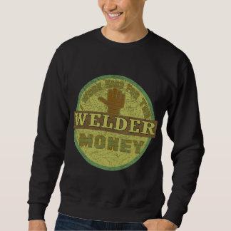 WELDER PULLOVER SWEATSHIRT