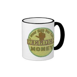 WELDER RINGER COFFEE MUG