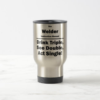 welder travel mug