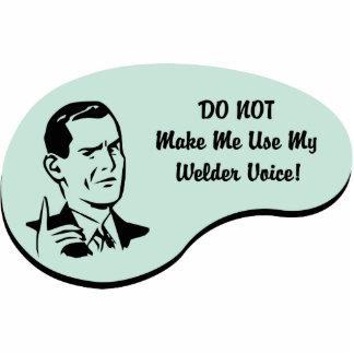 Welder Voice Cut Outs