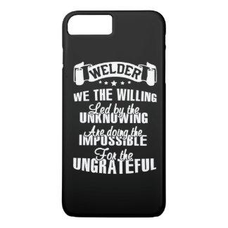 WELDER What I Do iPhone 7 Plus Case