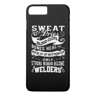 Welder Woman iPhone 7 Plus Case