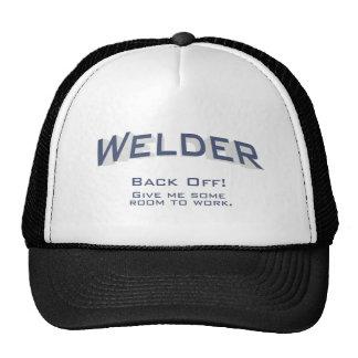 Welder - Work Trucker Hat