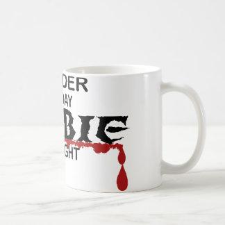Welder Zombie Coffee Mug