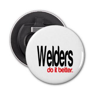 Welders Do It Better Bottle Opener