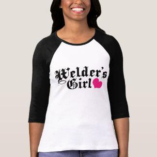 Welder's Girl T Shirt