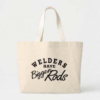 Welders Have... Large Tote Bag