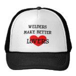 Welders Make Better Lovers Mesh Hats