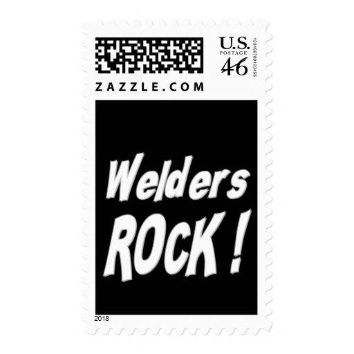 Welders Rock ! Postage
