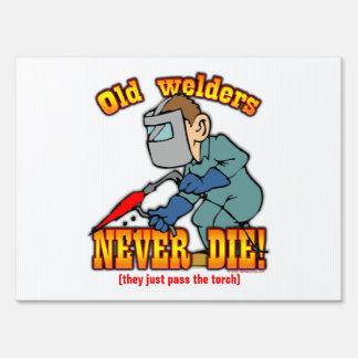 Welders Sign