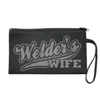 Welder's Wife Wristlet Purse