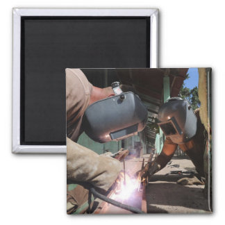 Welding 2 Inch Square Magnet
