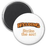 Welding / Arc Refrigerator Magnets