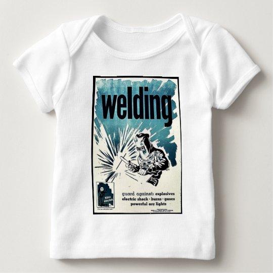 Welding Baby T-Shirt
