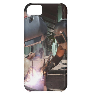 Welding Cover For iPhone 5C
