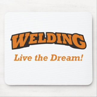 Welding / Dream Mouse Pad