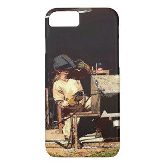 Welding fabricator iPhone 7 case