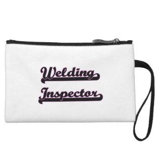 Welding Inspector Classic Job Design Wristlets