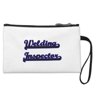 Welding Inspector Classic Job Design Wristlet
