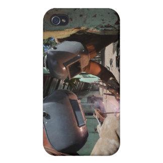 Welding iPhone 4/4S Cover