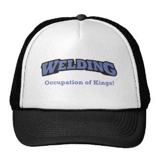 Welding / King Trucker Hat