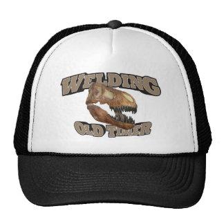 Welding Old Timer! Trucker Hat