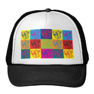 Welding Pop Art Trucker Hat