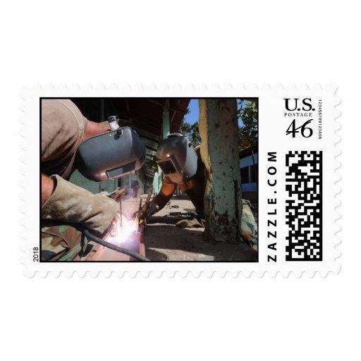 Welding Stamps