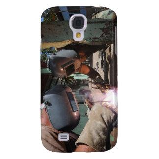 Welding Samsung S4 Case