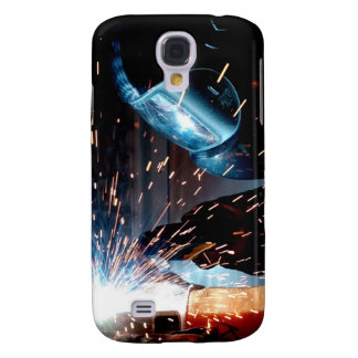 Welding Sparks Samsung Galaxy S4 Cover