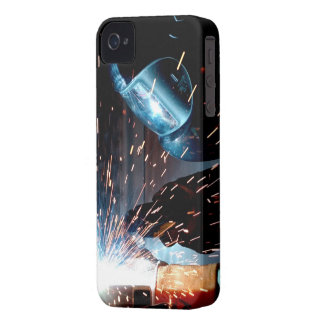 Welding Sparks Case-Mate iPhone 4 Cases