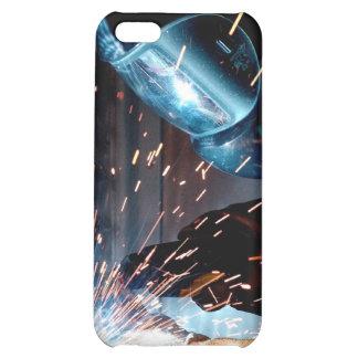 Welding Sparks iPhone 5C Case