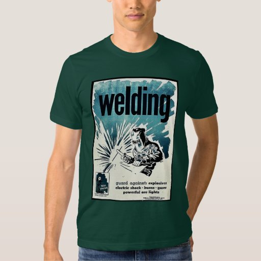 Welding Tee Shirts