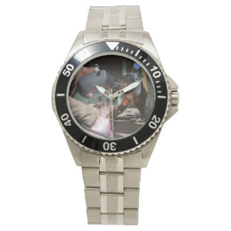 Welding Wrist Watch