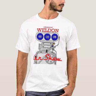 "Weldon Carshow ""Basic"" T-Shirt"