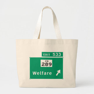 Welfare Tote Bags