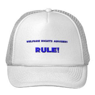 Welfare Rights Advisers Rule! Trucker Hat
