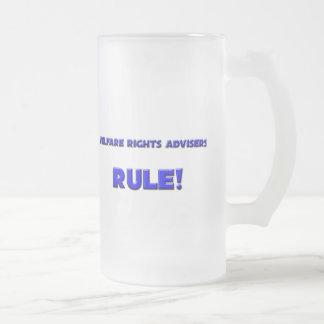 Welfare Rights Advisers Rule! Mugs