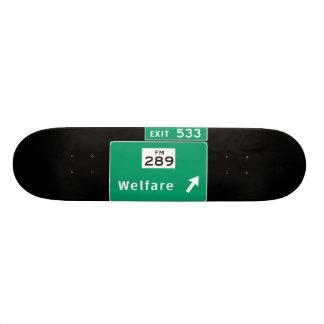 Welfare Skateboard