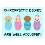 Well Adjusted Babies Postcards