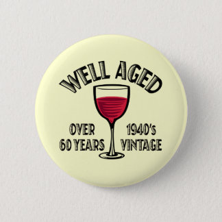 Well Aged 1940's Vintage Button
