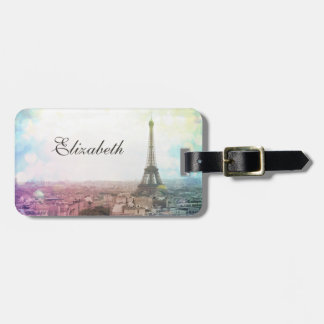 We'll Always Have Paris Luggage Tag