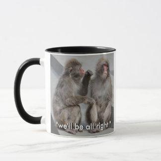 We'll Be All Right Mug