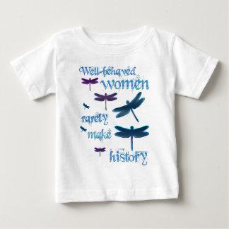 Well-behaved Dragonflies T Shirt