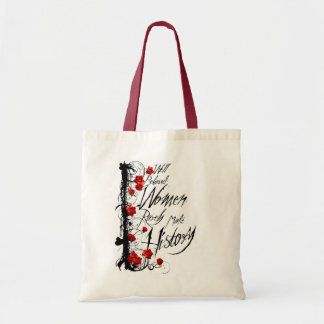 Well Behaved Women 12.95 Tote Bag