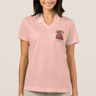 Well behaved women rarely make history, rust polo