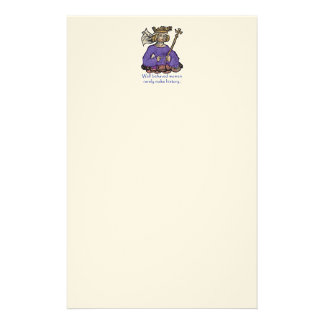 Well behaved women rarely make history stationery