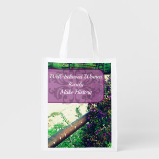 Well Behaved Women Tote