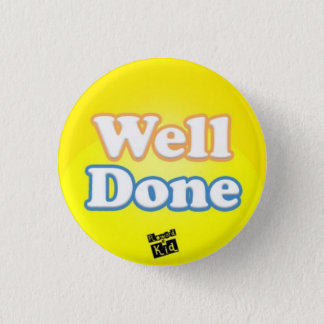 Well done button
