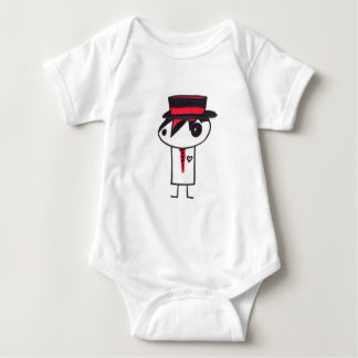 Well Dressed Emo Baby Bodysuit